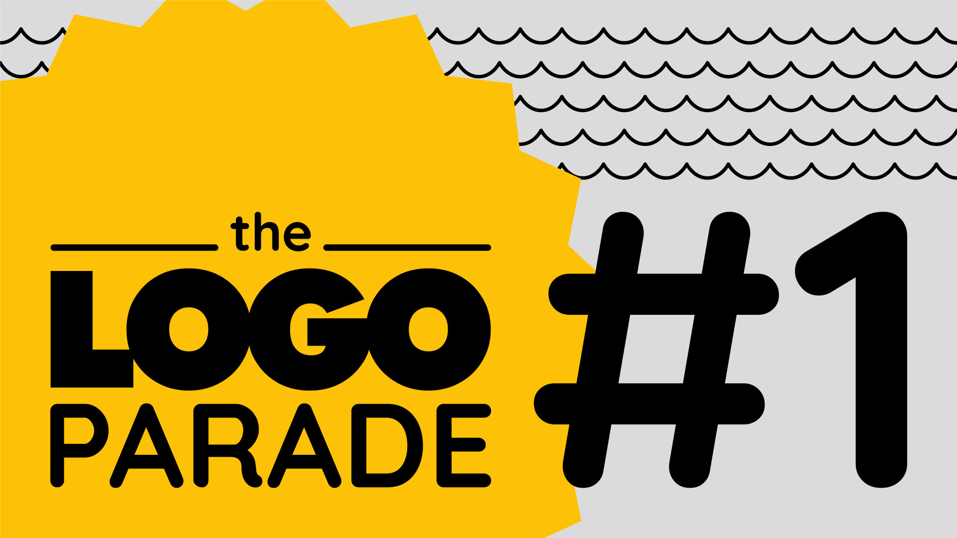 The Logo Parade #1